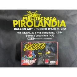 Raudo Fiesta Alba