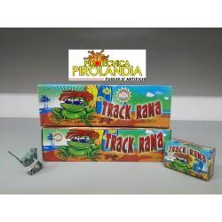TRACK RANA - Nr. 10 Pacchettini contenenti 5 pezzi