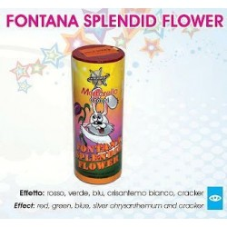 Fontana SPLENDID FLOWER