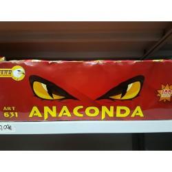 ANACONDA BATTERIA 100 LANCI